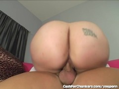 Chubby Slut Getting Some XXX Exercise!