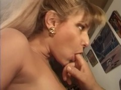 Amazing euro blonde gets ur gaping asshole fucked - Telsev