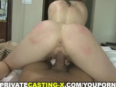 Private Casting X - Banging a naughty squirter