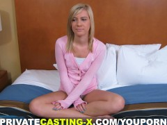 Private Casting X - Shocked, But Still Ready To Fuck