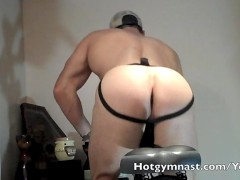 Handsome Alpha Cums and talks about fucking!