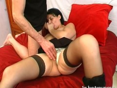 Housewife Patricia analfucked