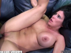 ImmoralLive Hot & curvy Mature Latina fucked by a huge black cock
