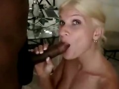 guy gives his sexy horny wife what she's always wanted, various strangers fucking her with their huge BBCs on camera!!