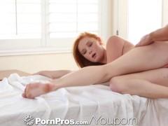 Movie:HD - PornPros Sexy redhead rid...