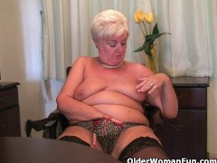 - Grandma needs an orgas...