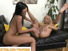 - Double brutal anal and vaginal fisting/><br/>                         <span class=