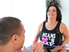 Big Titted Angelina Castro Booty Call Suck & Fuck!