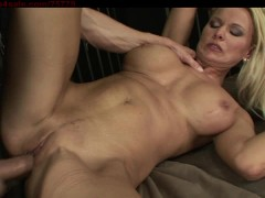 Hot milf mom comes to my studio and wants to fuck