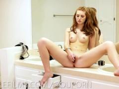 NubileFilms Perky redhead teen Natalie Lust