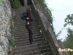 Got2Pee - Public Pissing Compilation 007
