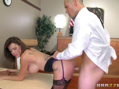 Peta Jensen gets some lawyer dick - Brazzers