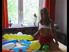 Balloon fun - julia reaves