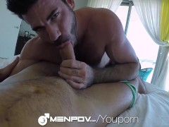 MenPov - Wesley Woods Fucked Hard By Billy Santoro