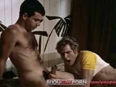 Jack Wrangler & Duff Paxton Fuck in GEMINI (1979)