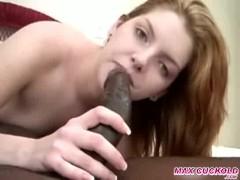 maxcuckold.com Cuckold Interracial Fuck and Husband Watch