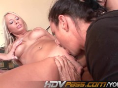 Ashley Jensen And Brea Bennett Fucked By Lucky Dude.mp4