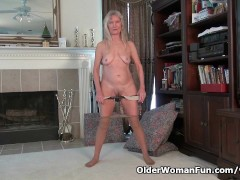 Granny Claire plays wi... video