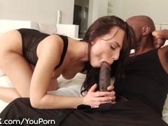 HardX Aidra Meets A Huge Black Cock