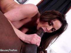 Kendra Lust taking Mandingo monster b...