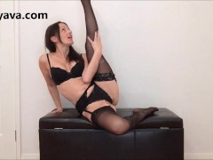 Sensual Stocking Seduction - Goddess Worship