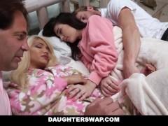 DaughterSwap - Daughters Fucked Durin...