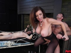 Sara Jay Has Sex Slaves