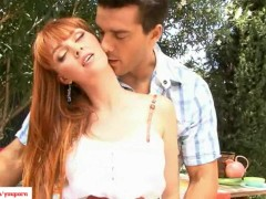 KarupsPC - Marie McCray Fucked On Picnic Table