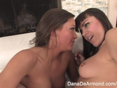 Abigail Mac and Dana DeArmond Fuck
