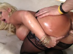 Bossy Hot MILF Bitch Alura Jenson Makes a Dirty Deal