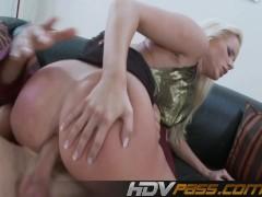 Nasty blonde Cindy Dollar fucks hard to eat cum.mp4