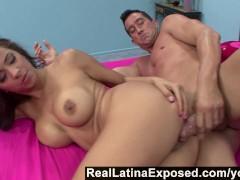 RealLatinaExposed - Mulani Rivera wants a big load on her big tits
