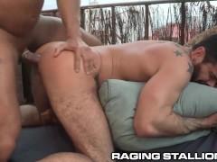 RagingStallion Hung Spanish Hunks Fuck Hard