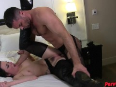 Veruca James Gets a Hooker - Lance Hart