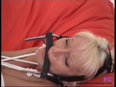 Fetish-Concept.com presents: Bondage Session mit Vivi