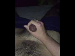 Masturbating!!! Solo male! Lots of cum in the end