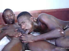 Black African Twink Raw Sex Orgy