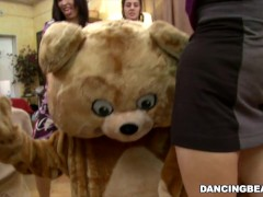 Remy s Dancing Bear Bachelorette Party Fiesta with Big Dick Male Strippers
