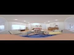 VR BANGERS-Joseline Kelly Fuck my Sister boyfriend