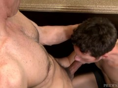 ExtraBigDicks Hung Daddy Hits on Son's Twinky Friend!