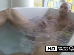 Johnny Sins Plays Solo in the Bathtub