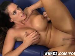 WANKZ- Sexy Allison Gets Fucked Hard