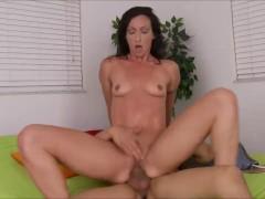 Horny Milf Slut Rides Hard Dick