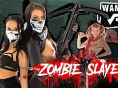WankzVR - Zombie Slayers ft. Adriana Chechik, Megan Rain, Arya Fae