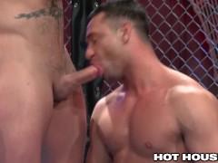 HotHouse Austin Wolf Pins him Down