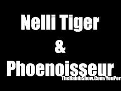 texas freaks nelli tiger n phoenoisseur pussy eating freaks