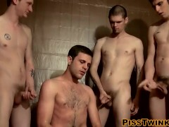 Cooper Reeves and Welsey Kincaid have steamy orgy fuck fest
