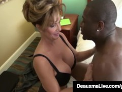 - Milf Secretary Deauxma Gets Banged By Boss&#039;s Big Black Cock!/><br/>                         <span class=