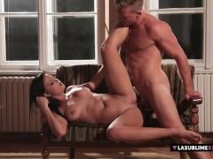 Victoria Blaze gets drilled by his boyfriend