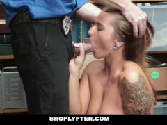 Shoplyfter - Hot Teen Dakota Rain Fucked For Stealing